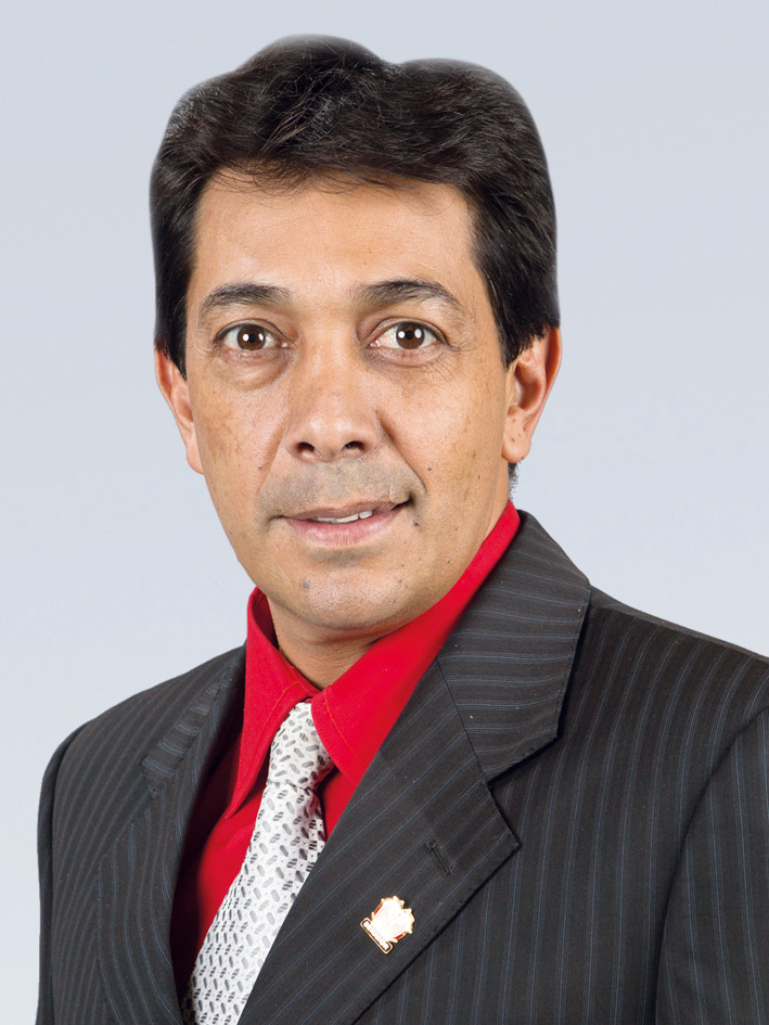 Victor Hugo Zamoa Castedo - Minister of Hydrocarbons