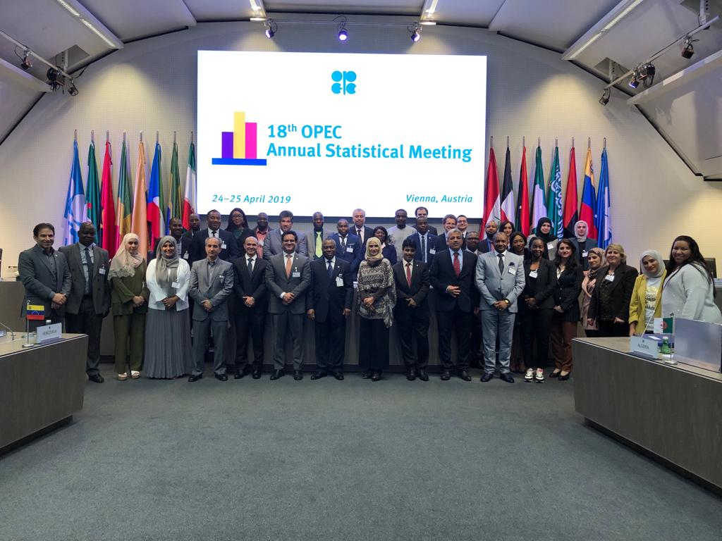 18th OPEC statistical meeting