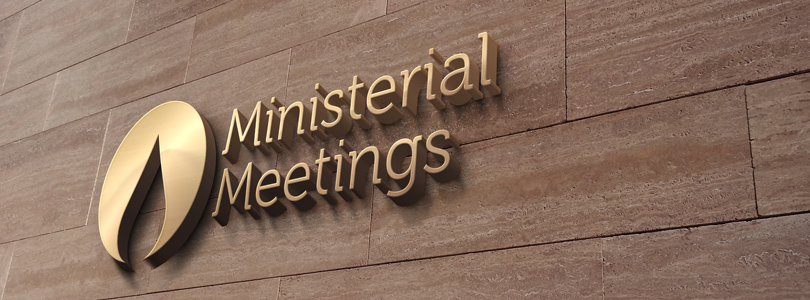 Ministerial Meetings